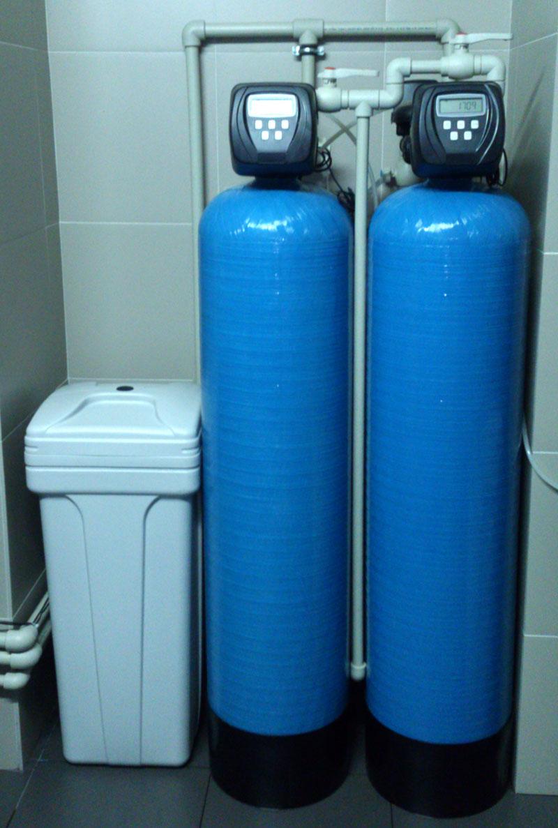 реагентное обезжелезивание вод окисление схема