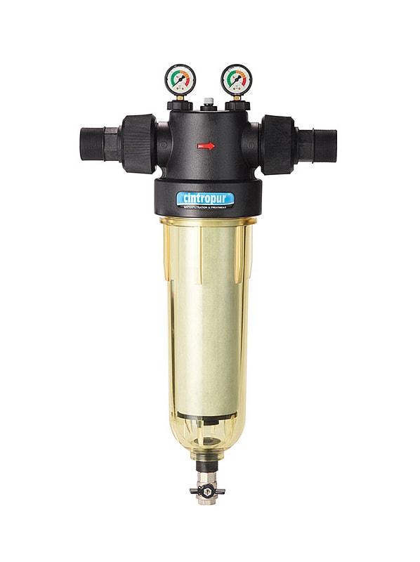 Промышленные фильтры для воды CINTROPUR
