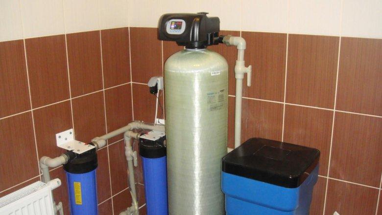 системы умягчения воды для коттеджа