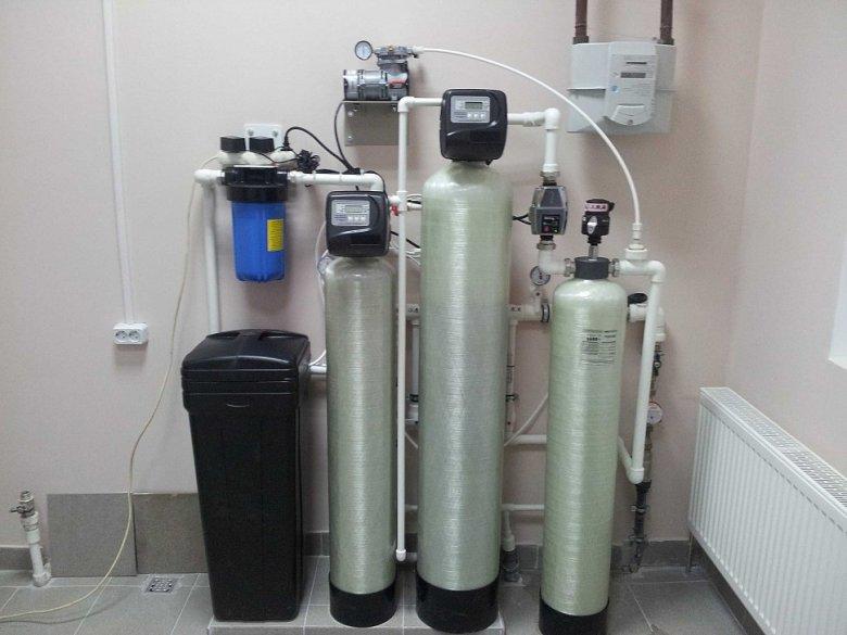 системы водоподготовки для коттеджа