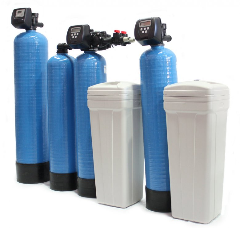 умягчитель воды для коттеджа